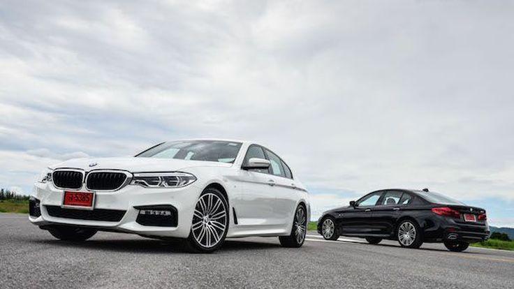 [1st Impression] 2017 BMW 5-Series เนี๊ยบกว่าเดิม แน่นหนึบบนความสนุกสนาน...