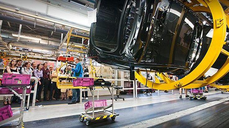 2 พนักงาน BMW เมาแอ๋จนไลน์ผลิตหยุด ทำสูญเสียนับล้านยูโร