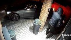 20 วิ คุณก็ทำรถหายได้ หัวขโมยตัวแสบขโมยรถ Benz ผ่านระบบสัญญาณกุญแจรถ