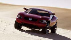 Volkswagen Concept T คอนเซปต์ครอสโอเวอร์สุดเฟี้ยวที่ถูกลืม