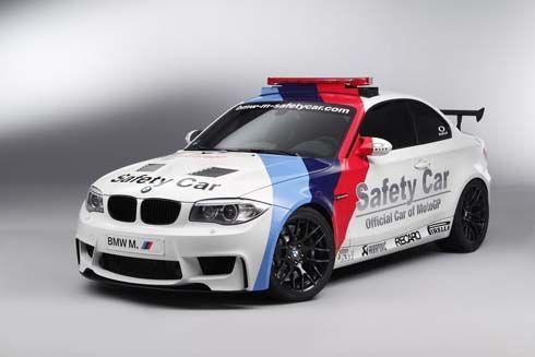 BMW เผยโฉม Series 1 M Coupe Safety Car รถดูแลความปลอดภัยรายการ MotoGP