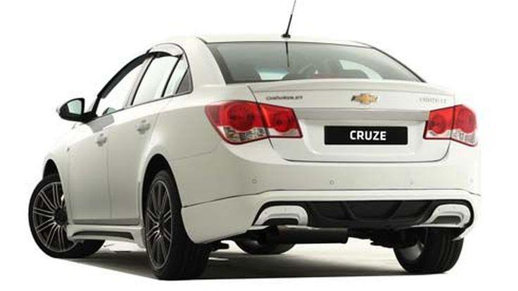 Chevrolet Cruze รุ่นพิเศษปี 2011 จัดมาโดย Naza Quest แต่งแบบนี้ Civic มีหนาว?!