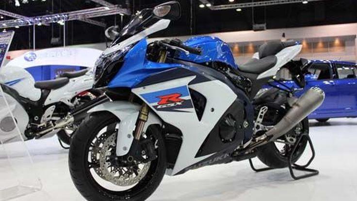 บุกซุ้ม Suzuki ส่องใกล้ๆ GSX-R เพียงแค่ 2 คัน ในงาน Motor Expo 2011