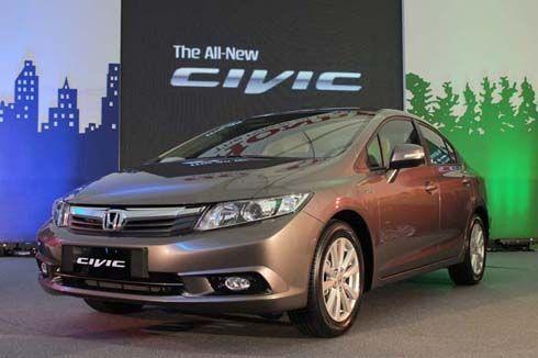 เผยยอดขาย All-New Honda Civic ในอเมริกาพุ่งกระฉูด สวนทางคำวิจารณ์แง่ลบ