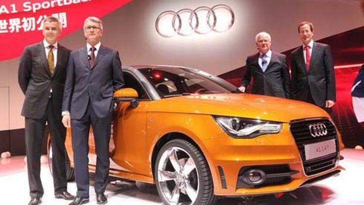 ใหม่ Audi A1 Sportback เวอร์ชั่น 5 ประตู รุ่นปี 2012 เริ่มจำหน่ายต้นปีหน้าที่เยอรมันนี