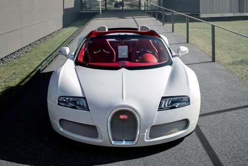 ไปปักกิ่ง! Bugatti Veyron Grand Sport Wei Long เพียงคันเดียวที่ 1.58 ล้านยูโร