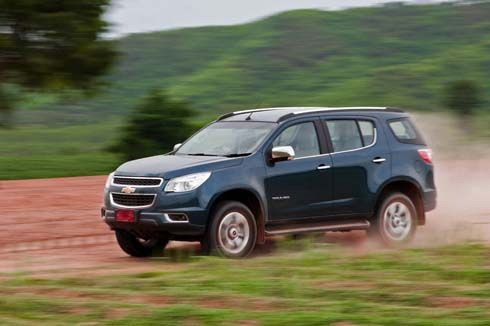 ยอดขาย Chevrolet ยังแรงต่อเนื่องทั้งในไทย และเอเชียตะวันออกเฉียงใต้