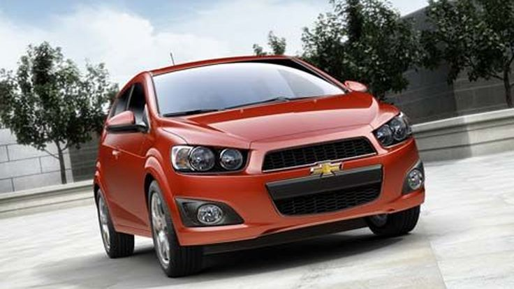Chevrolet เตรียมจำหน่าย Sonic 1.4L Turbo รุ่นเกียร์อัตโนมัติ 6 สปีด ที่อเมริกา