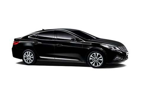 Hyundai ปล่อยภาพ Azera/Grandeur ซีดานหรูชุดที่ 2 เริ่มบุกตลาดภายในปีหน้า