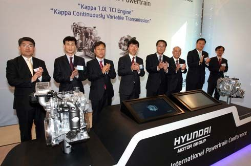 Hyundai เปิดตัวเครื่องยนต์เทอร์โบบล็อกใหม่ 1.0 ลิตรและ 1.2 ลิตร