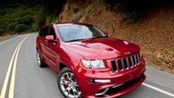 เปิดตัว Jeep Grand Cherokee SRT8 ไมเนอร์เชนจ์ รุ่นปี 2012 ที่ New York Auto Show