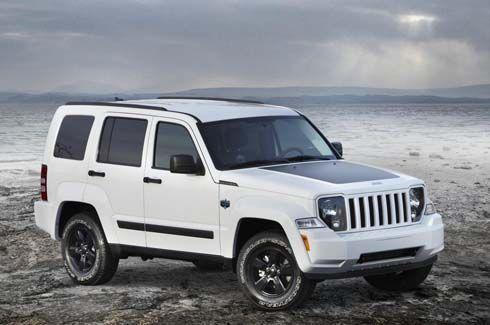 Jeep Wrangler Arctic และ Liberty Arctic รุ่นพิเศษ ปี 2012 แปลงแค่โฉมไม่แปลงกำลัง