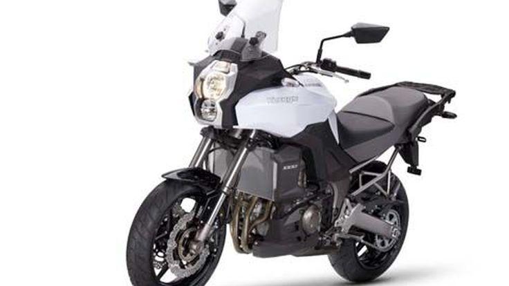 Kawasaki Versys 1000 รุ่นปี 2012 อีกหนึ่งตัวเลือกของมอเตอร์ไซค์ Adventure Sport
