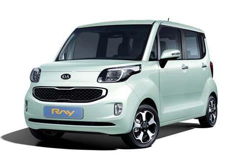 ใหม่ Kia Ray รถเล็กประตูข้างแบบสไลด์ น่าใช้ แต่มีขายแค่ในเกาหลีใต้เท่านั้น