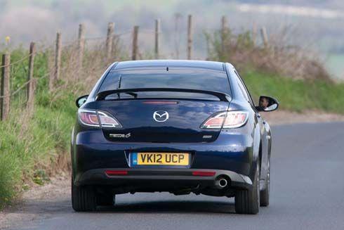 อีกหนึ่งรุ่น Mazda6 Venture Edition พิเศษเฉพาะชาวเมืองผู้ดี เพียง 257 คัน