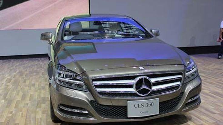 Mercedes-Benz เผยโฉมรถหรูตระการตา พร้อมข้อเสนอพิเศษในงาน Motor Expo