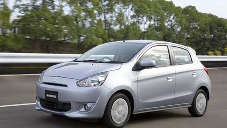 เผยโฉม Mitsubishi Mirage Eco Car ก่อนขายในไทยแห่งแรกในโลก มีนาคมปีหน้า