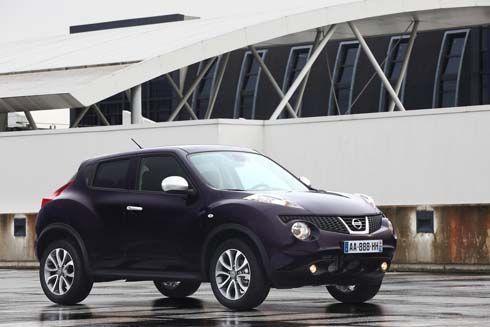 "Nissan เปิดตัว Juke Shiro ""ชื่อขาวแต่ตัวดำ"" ที่งาน 2012 Brussels Motor Show"