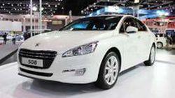 Peugeot ส่งไม้เด็ด 508 บุก Motor Expo กระตุ้นตลาด ชูเทคโนโลยีดีเซล e-HDi