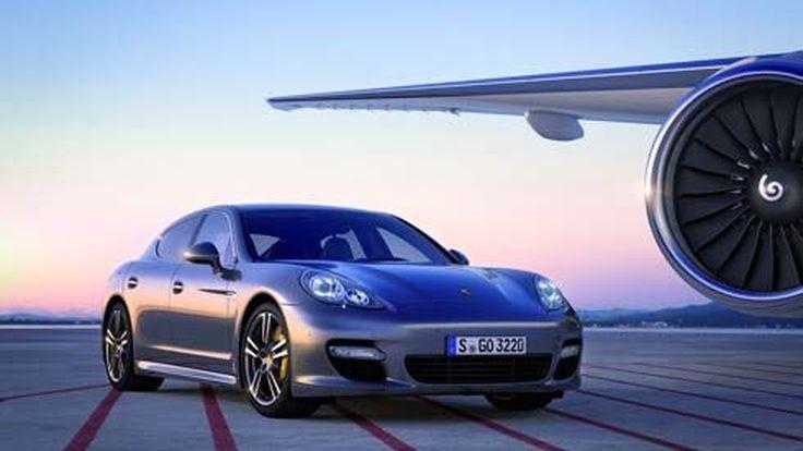 ใหม่ Porsche Panamera Turbo S สปอร์ตคูเป้ 4 ประตู เวอร์ชั่น