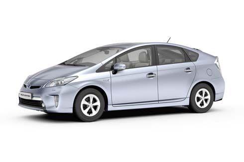 Toyota Prius Plug-in Hybrid รุ่นผลิตปี 2012 พร้อมเปิดตัวแล้วที่ Frankfurt Motor Show