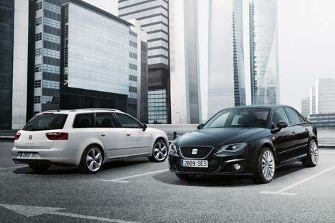 Seat Exeo ไมเนอร์เชนจ์ รับปี 2012 ทั้งรุ่น Sedan และ Estate คายไอพิษน้อยลง