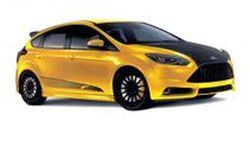 2013 Ford Focus ST แต่งออกงาน SEMA Show โดยสำนัก Steeda Autosports