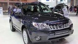 Subaru ปรับโฉม Forester รุกตลาดเอสยูวี ลุยเก็บยอดจองที่ Motor Expo 2011