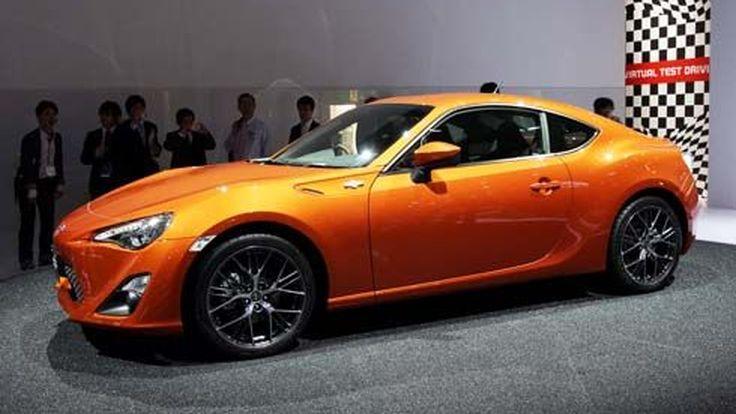 เปิดตัว Toyota 86 ตัวจริงสิงห์สปอร์ตคูเป้ ในงาน 2011 Toyota Motor Show