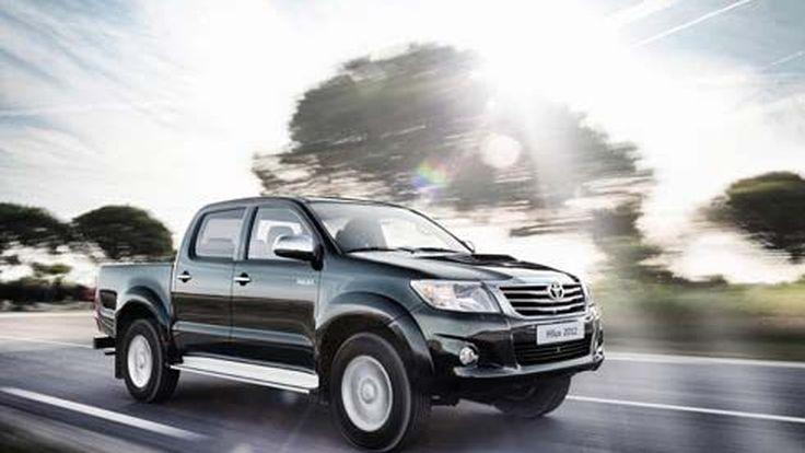 เผยโฉมมาติดๆ Toyota Hilux ปรับเล็กรุ่นปี 2012 เวอร์ชั่นยุโรป ประหยัดน้ำมันมากขึ้น สะอาดขึ้น