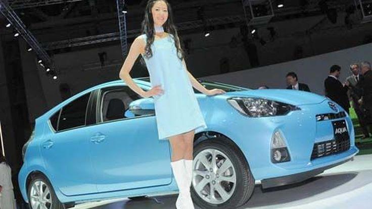 เผยโฉม Toyota Prius C (Aqua) ก่อนเปิดตัวสิ้นเดือนนี้ที่โตเกียว พร้อมขายปลายปี