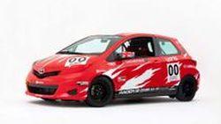 Toyota Yaris B-Spec Club Racer รถแต่งแข่งจริง เจอกันที่ SEMA Show ปีนี้