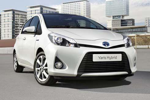 เผยโฉม Toyota Yaris Hybrid ครั้งแรกของการใช้เทคโนโลยีฟูลไฮบริด ในรถระดับ B-Segment