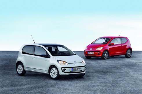 ใหม่ Volkswagen Up! 5 ประตู เปิดจองที่เยอรมันนี 6 มีนาคมนี้ เริ่มที่ 10,325 ยูโร