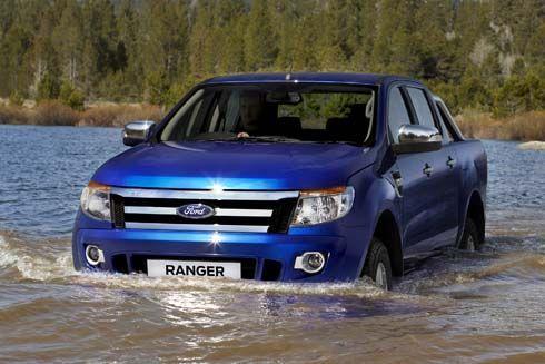 ลุ้นรับฟรี! All-New Ford Ranger ในภารกิจ The Global Ford Ranger Challenge