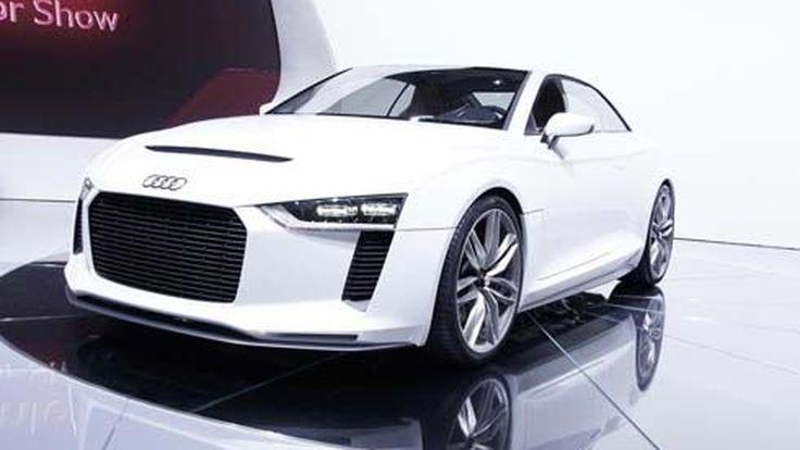 ข่าววงใน! Audi Quattro Concept รถสปอร์ตดีไซน์เฉียบ เตรียมแจ้งเกิดภายในปี 2013