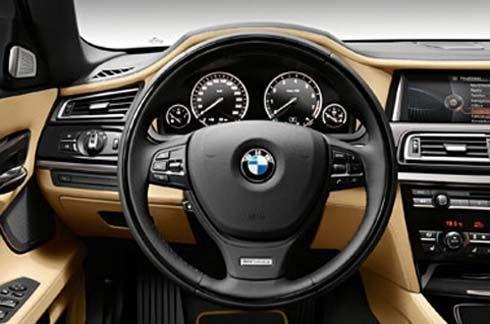 2013 BMW 760Li รุ่นฉลอง 25 ปี ขุมพลัง V12 ค่าตัว 159,695 เหรียญฯ