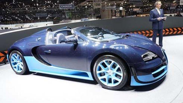 Bugatti Veyron 16.4 Grand Sport Vitesse อวดโฉมพร้อมฟังเสียงเครื่องยนต์ 16 สูบ