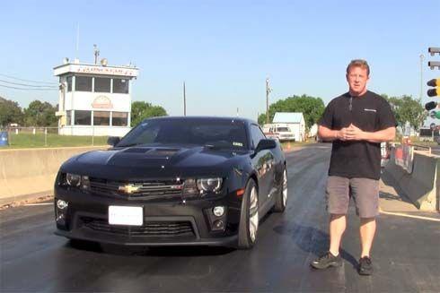 2013 Chevrolet Camaro ZL1 โมดิฟายด์เต็มสูบ โดย Hennessey Performance