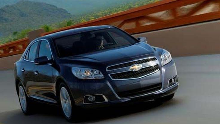 ข้อมูลเพิ่มเติม All-New Chevrolet Malibu ปี 2013 คู่แข่ง Camry, Accord และ Teana