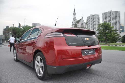 ทำความรู้จัก Chevrolet Volt ผู้ปฏิวัติโลกยานยนต์ ด้วยพลังงานไฟฟ้า