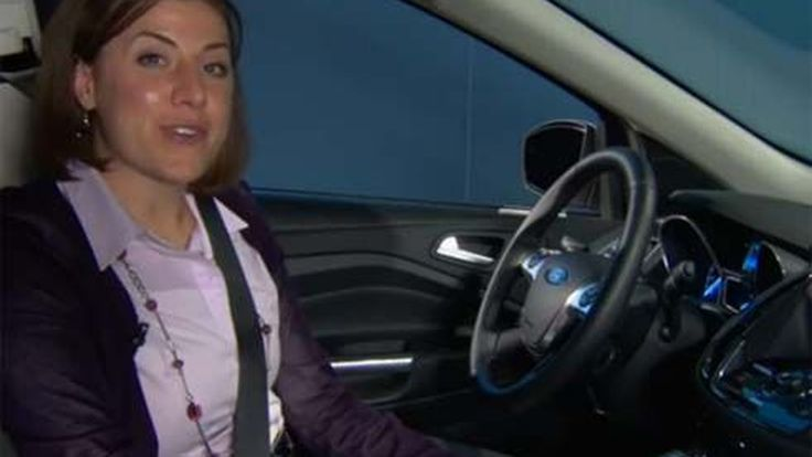 Ford Escape ปี 2013 มาพร้อมระบบ MyFord Touch อัพเกรดใหม่ ใช้งานง่ายขึ้นเยอะ