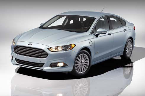 Ford เปิดตัว All-New Fusion/Mondeo มีทั้งระบบเบนซิน ไฮบริด และปลั๊กอินไฮบริด