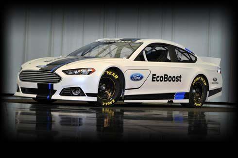 Ford เปิดตัว Fusion NASCAR Sprint Cup เล็งเชื่อมโยงรถแข่งกับตัวตนลูกค้า