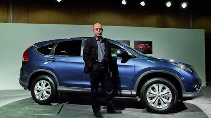 Honda เผยภาพและวีดีโอเพิ่มเติมของ CR-V สเปกยุโรป ก่อนส่งมอบตุลาคมนี้