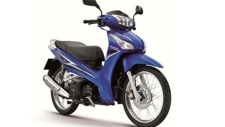 2013 Honda Wave125i กราฟฟิกใหม่ ลงกระตุ้นตลาดรถครอบครัวท้ายปีมังกร