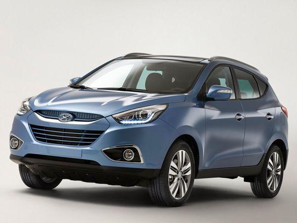 ปรับโฉม Hyundai Tucson 2013 เติมเทคโนโลยีและยกระดับความประหยัด