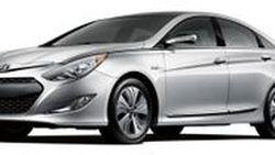 เปิดตัว  Hyundai Sonata Hybrid 2013 อัพเกรดขุมพลังแรงขึ้นและประหยัดกว่าเดิม
