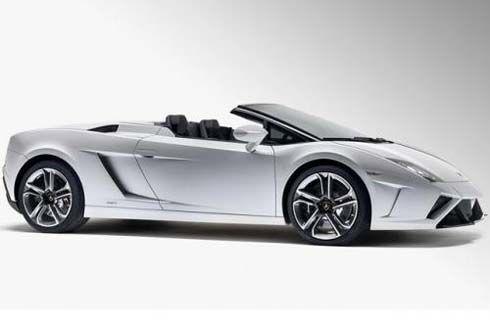 ภาพชุดแรก 2013 Lamborghini Gallardo LP560-4 Spyder ดุดันกว่าเดิม
