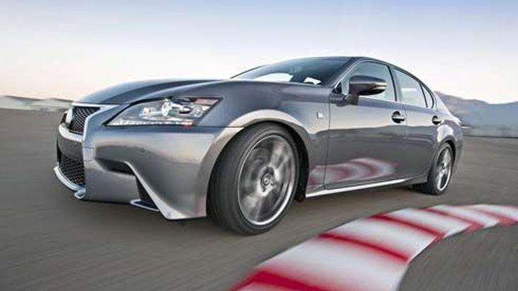 Lexus ส่ง GS 350 F Sport ปี 2013 เข้าร่วมงาน 2011 SEMA Motor Show